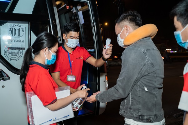 BenThanh Tourist chú trọng bảo vệ sức khỏe an toàn cho du khách tham gia tour