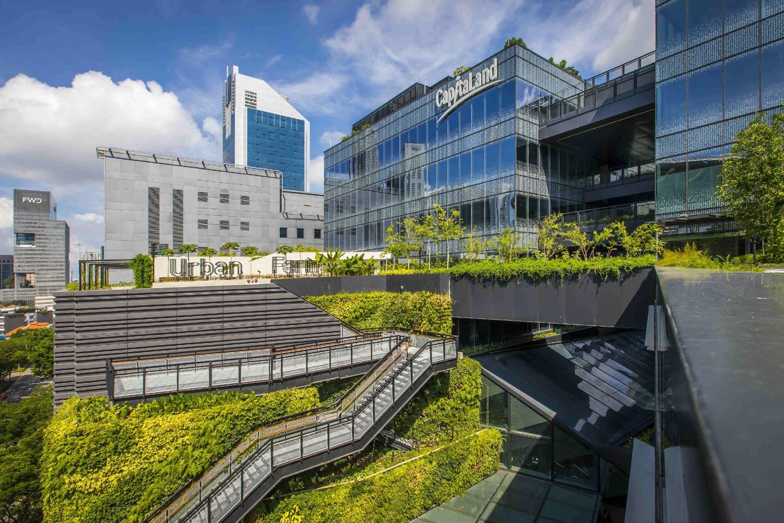 CapitaLand CapitaLand ra mắt Kế hoạch tổng thể phát triển bền vững năm 2030