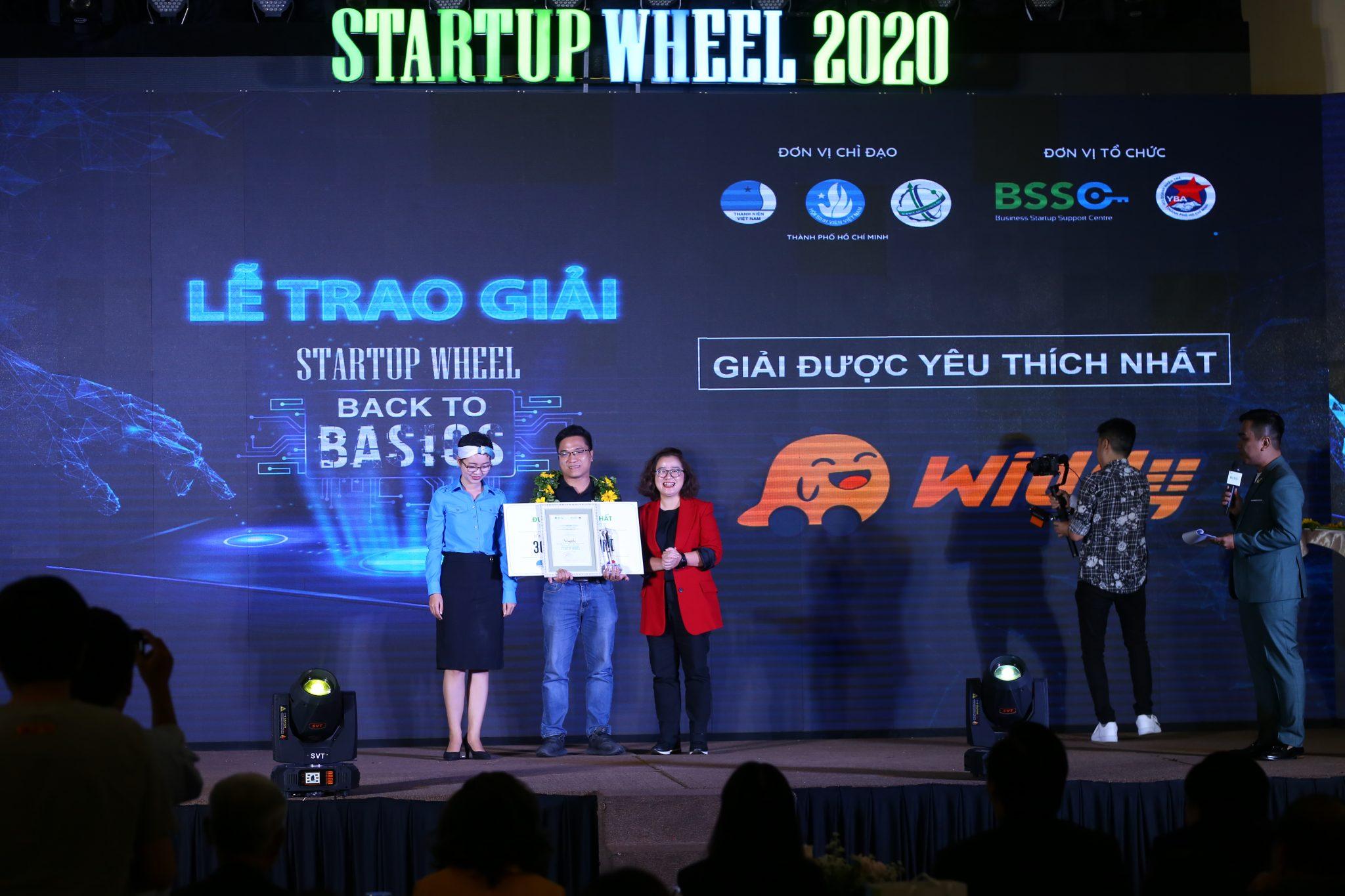 Startup Wheel 2020 2 Umbalena – Ứng dụng sách dành cho trẻ em đạt giải Nhất cuộc thi Startup Wheel 2020