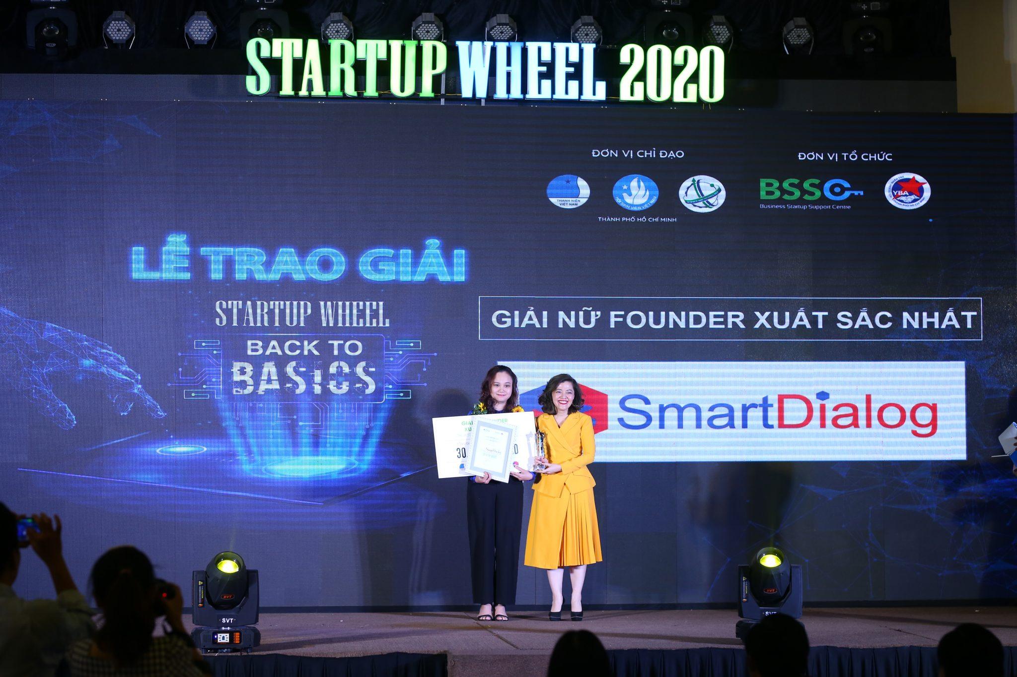 Startup Wheel 2020 3 Umbalena – Ứng dụng sách dành cho trẻ em đạt giải Nhất cuộc thi Startup Wheel 2020