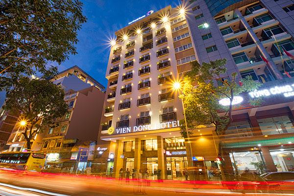 Khách sạn Viễn Đông tiêu chuẩn 3 sao quốc tế trực thuộc BenThanh Tourist