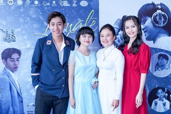 Hua Manh Dung_MV Lang Le Mot Tinh Yeu