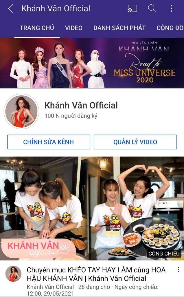 Khanh Van duoc Nut Bac youtube