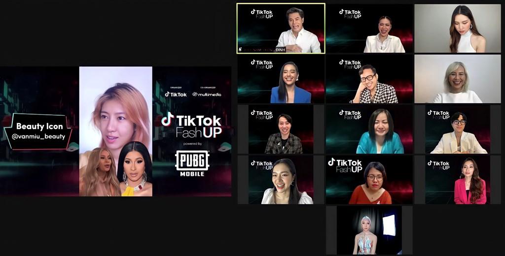 11. BTC và các Giám khảo theo dõi video dự thi của các nhà sáng tạo nội dung