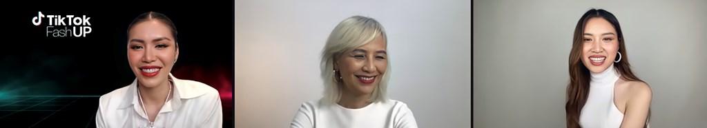 6. Host Trần Nguyễn Thiên Hương - Tổng Biên tập tạp chí thời trang Harper_s Bazaar Vietnam