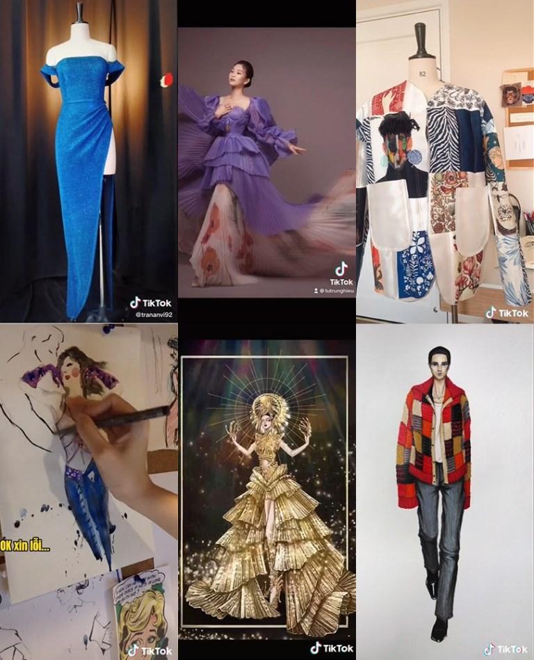 7. Ở lĩnh vực Fashion Designer Icon, hàng loạt mẫu thiết kế với phom dáng độc đáo đã ra đời nhờ trí sáng tạo của những bạn trẻ tài năng có niềm đam mê đặc biệt với thiết kế.jpg