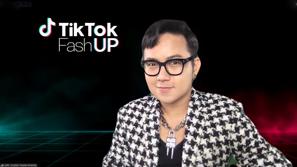 9. Giám khảo lĩnh vực FashionDesignIcon - NTK Chung Thanh Phong